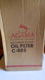 Фильтр масляный С-605