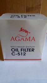 Фильтр масляный С-512