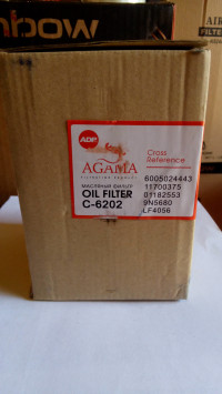 Фильтр масляный С-6202