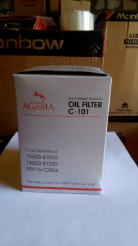 Фильтр масляный С-101